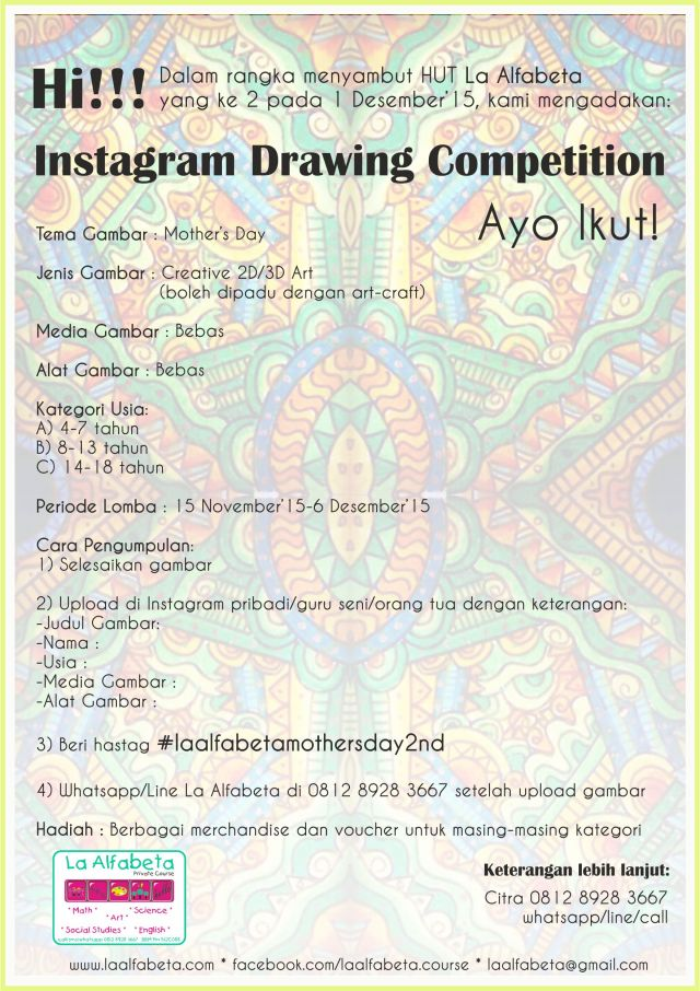 lomba mothers day 2-A